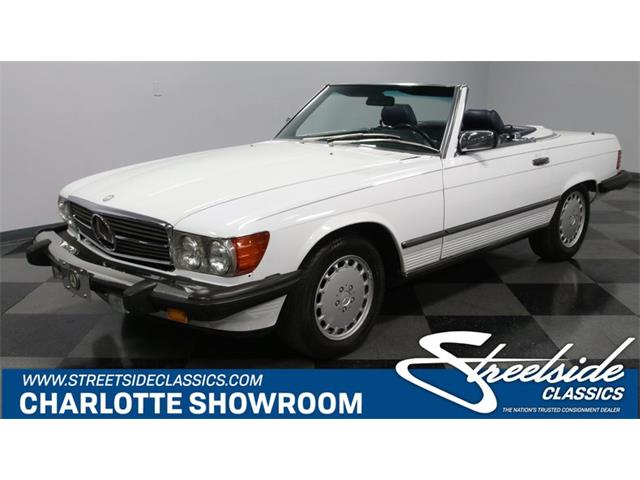 Picture of '88 560SL - OX11
