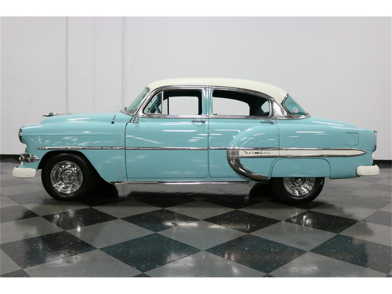 1954 Chevrolet Bel Air For Sale Cc 1162551 4 Door Large Picture Of 54 Ox13