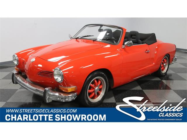 Picture of '73 Karmann Ghia - OX18