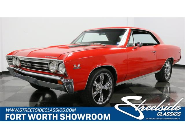 Picture of Classic '67 Chevrolet Chevelle located in Texas - $37,995.00 Offered by  - OX1A