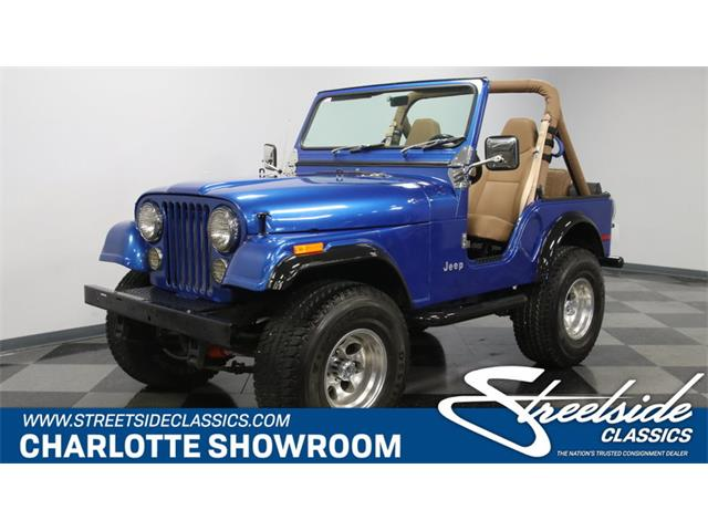 Picture of '80 CJ5 - OX1B