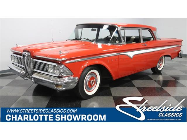 Picture of '59 Edsel Ranger located in Concord North Carolina - $17,995.00 - OX1H