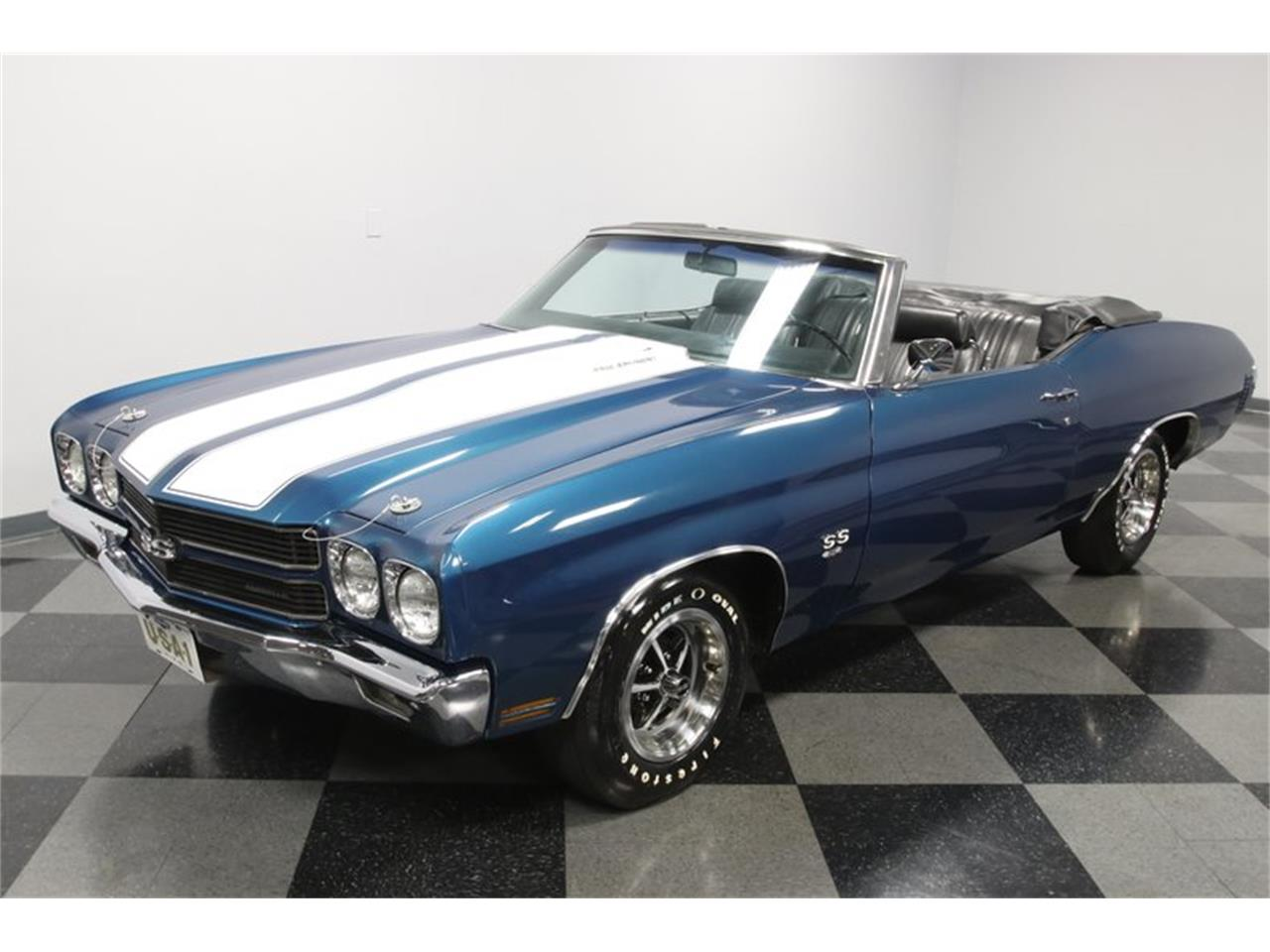 Large Picture of '70 Chevelle - OX1K