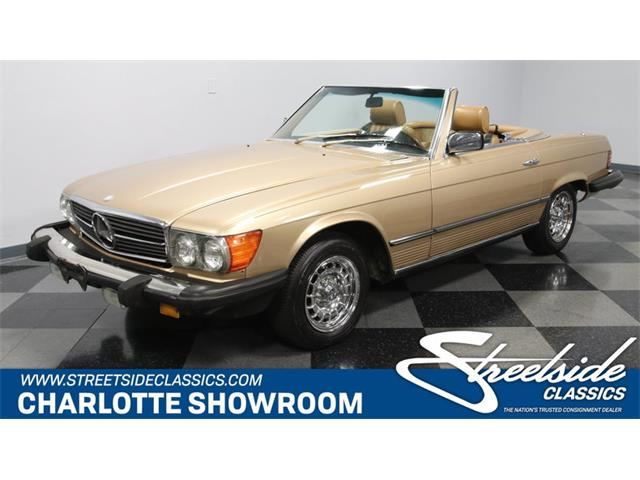 Picture of '83 380SL - OX1N
