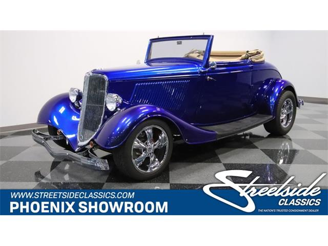 Picture of '33 Cabriolet - OX1O