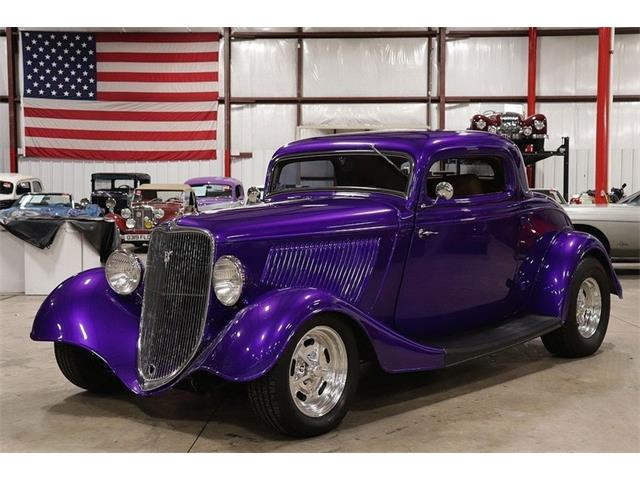 Picture of '33 3-Window Coupe - OX1P