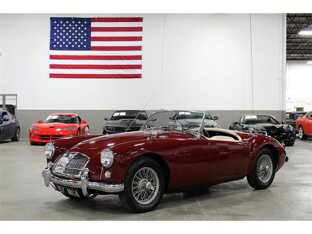 Picture of '57 MGA - OX1Y