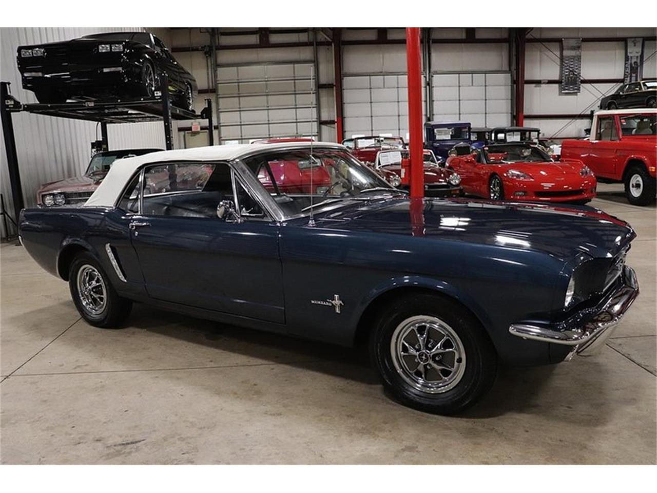 Large picture of 1965 mustang located in michigan ox25