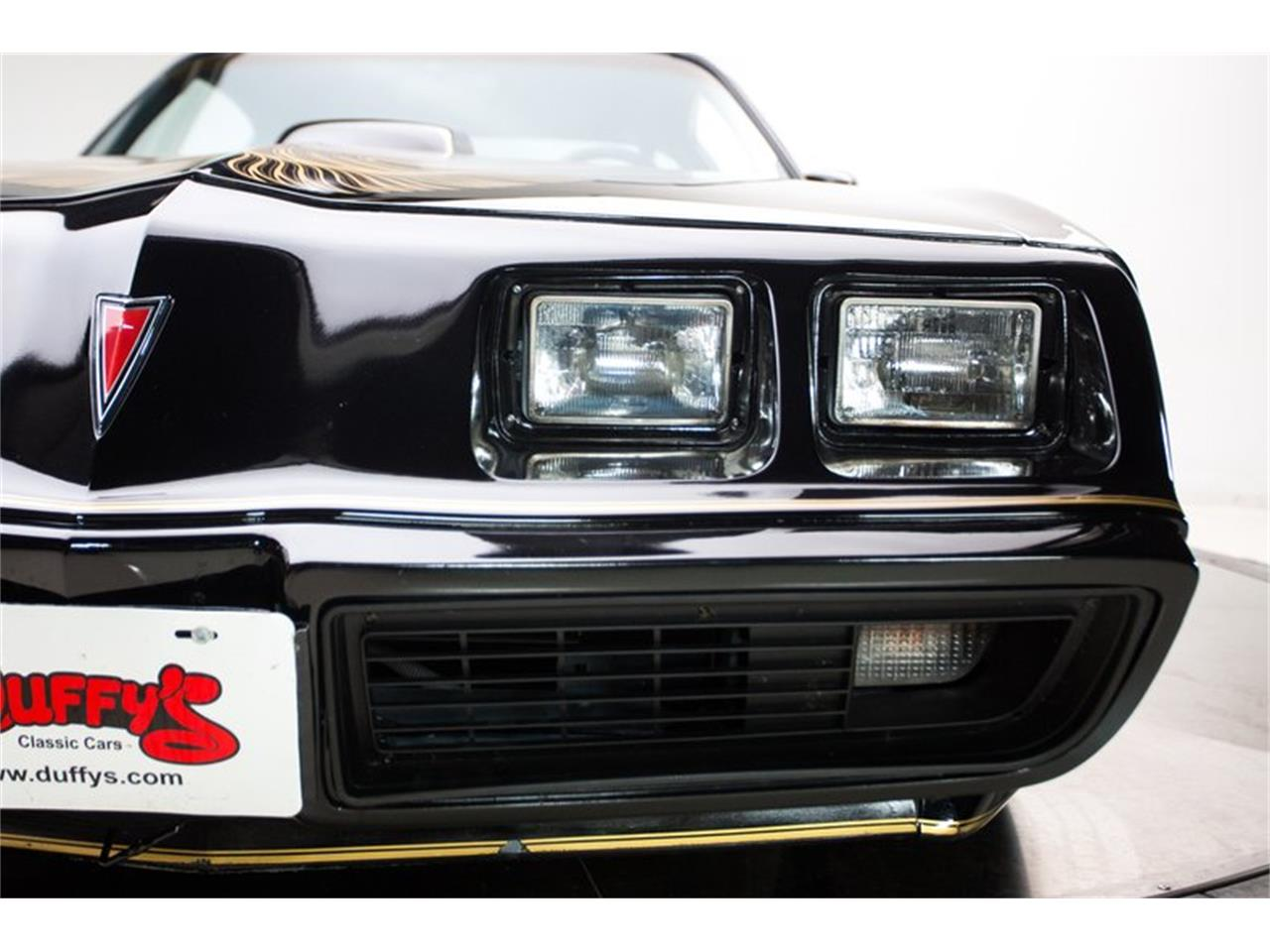 Large Picture of '81 Pontiac Firebird Trans Am located in Iowa Offered by Duffy's Classic Cars - OV9G