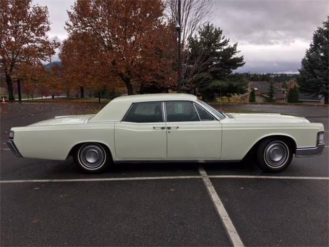 Picture of '69 Continental - OX2H