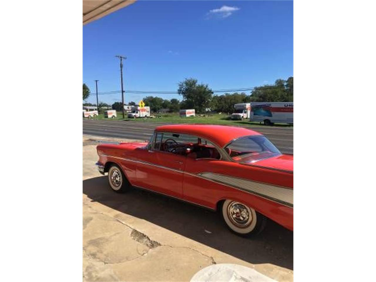 1957 Chevrolet Bel Air For Sale Cc 1162603 Chevy Impala Large Picture Of 57 Ox2j