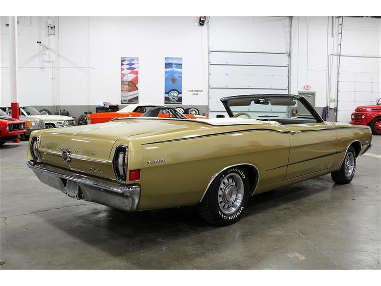 Large Picture of '68 Torino - OX2L
