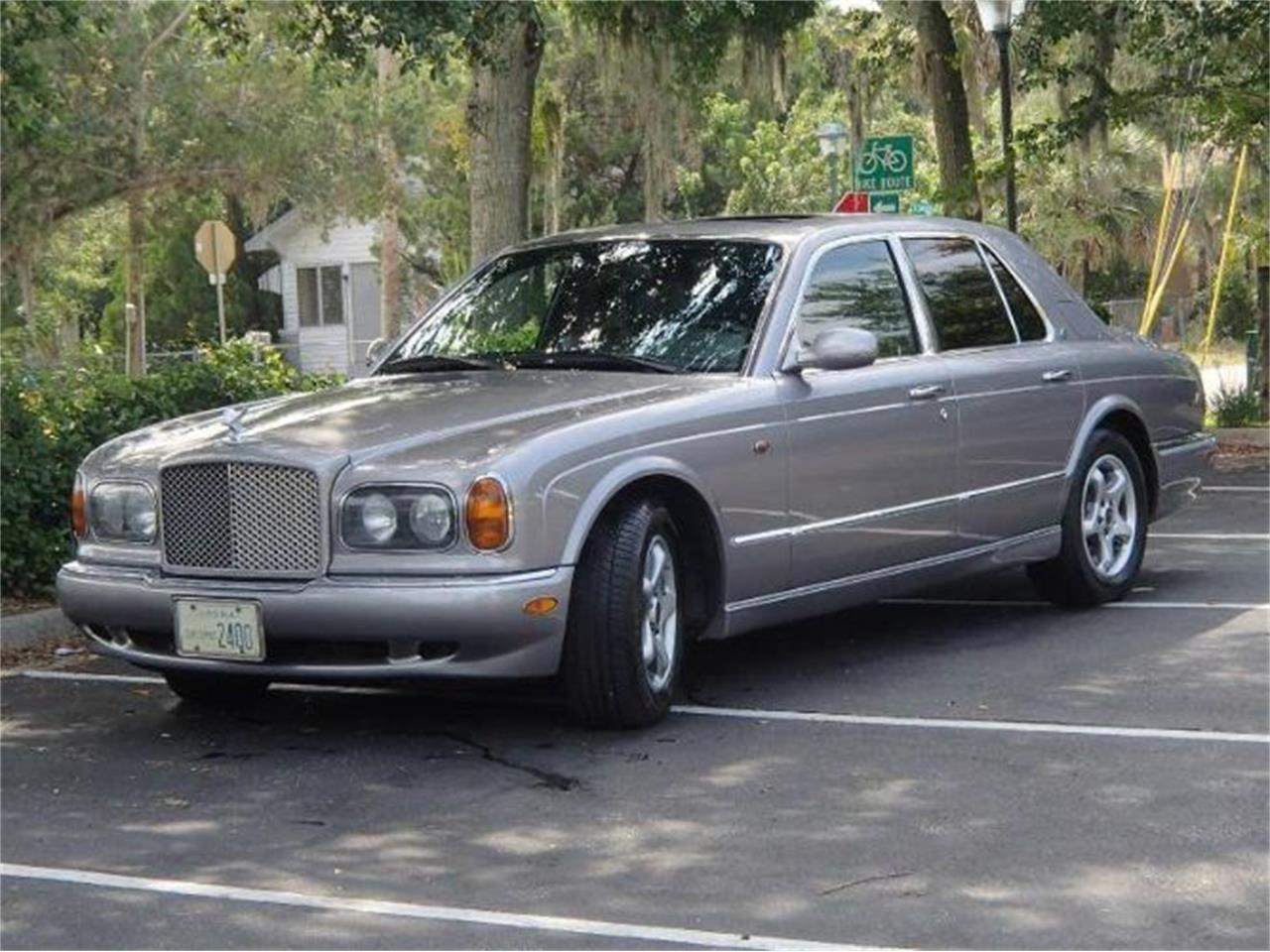 Large Picture of '00 Arnage - OX2P