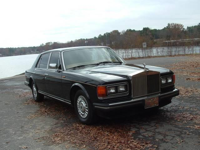 Picture of '89 Silver Spur - OX2R