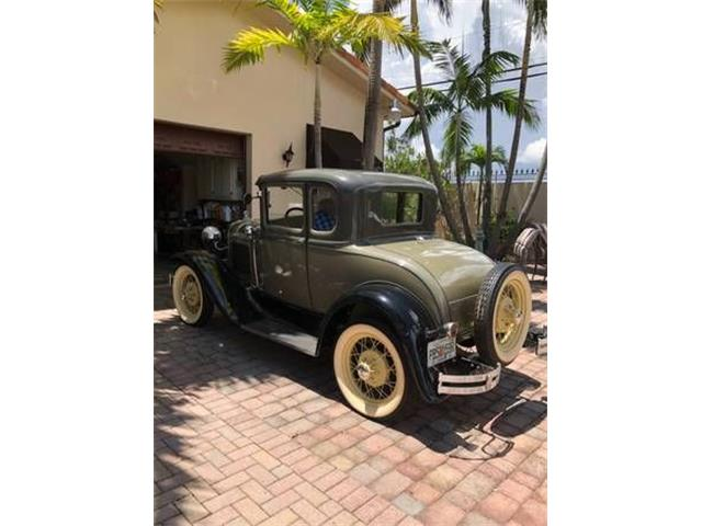 Picture of '31 Model A - OX3E