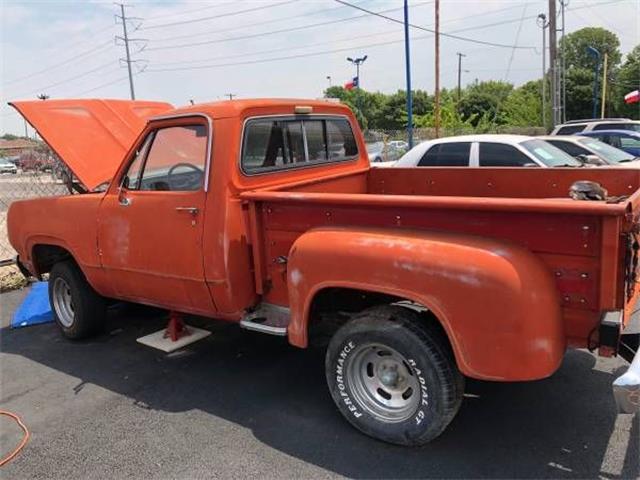 1979 Dodge Little Red Express