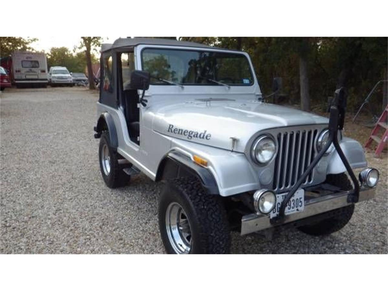 Large Picture of '79 Jeep CJ5 located in Michigan Offered by Classic Car Deals - OX3V