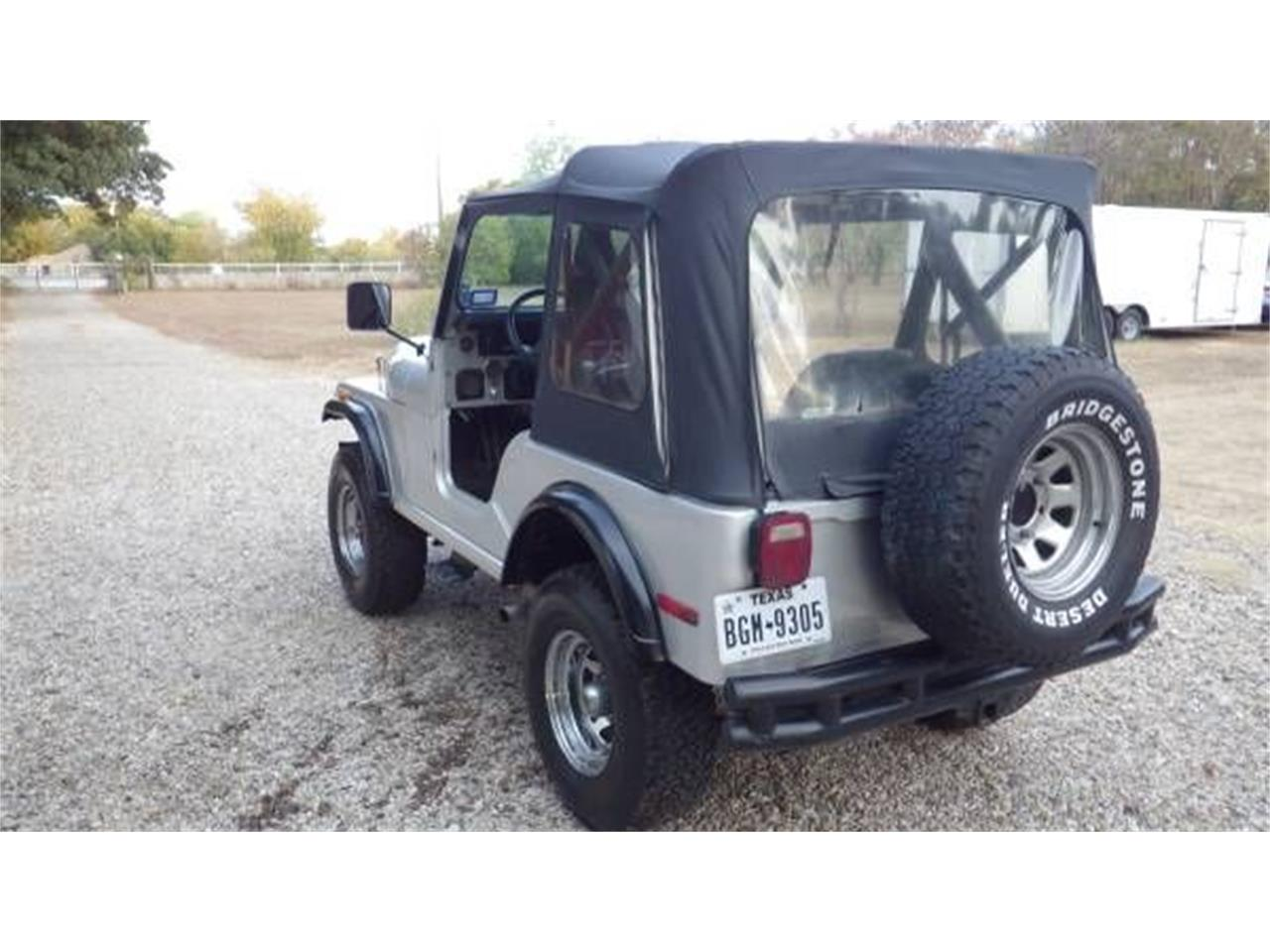 Large Picture of 1979 CJ5 - $21,795.00 - OX3V