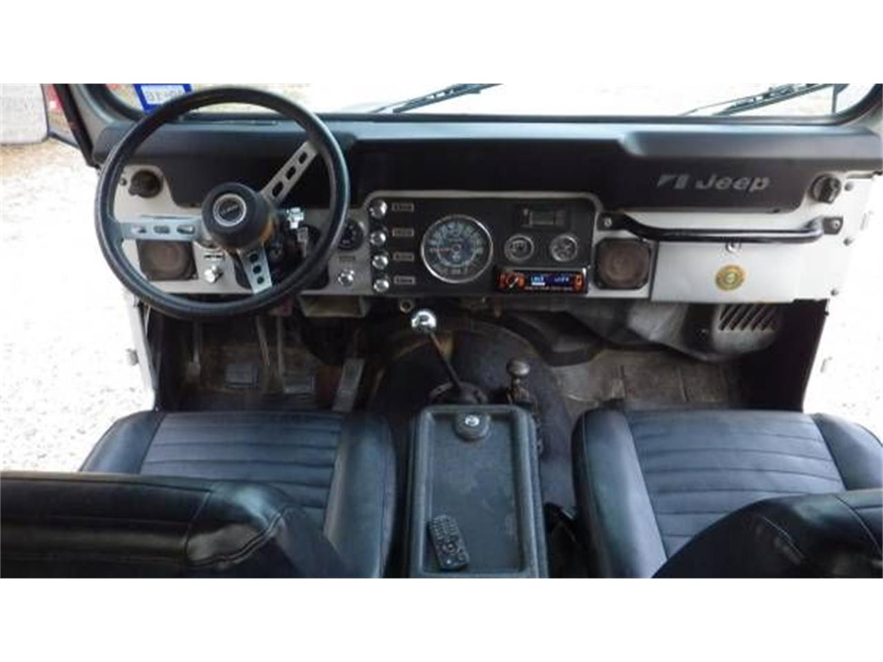 Large Picture of '79 Jeep CJ5 located in Cadillac Michigan - $21,795.00 - OX3V