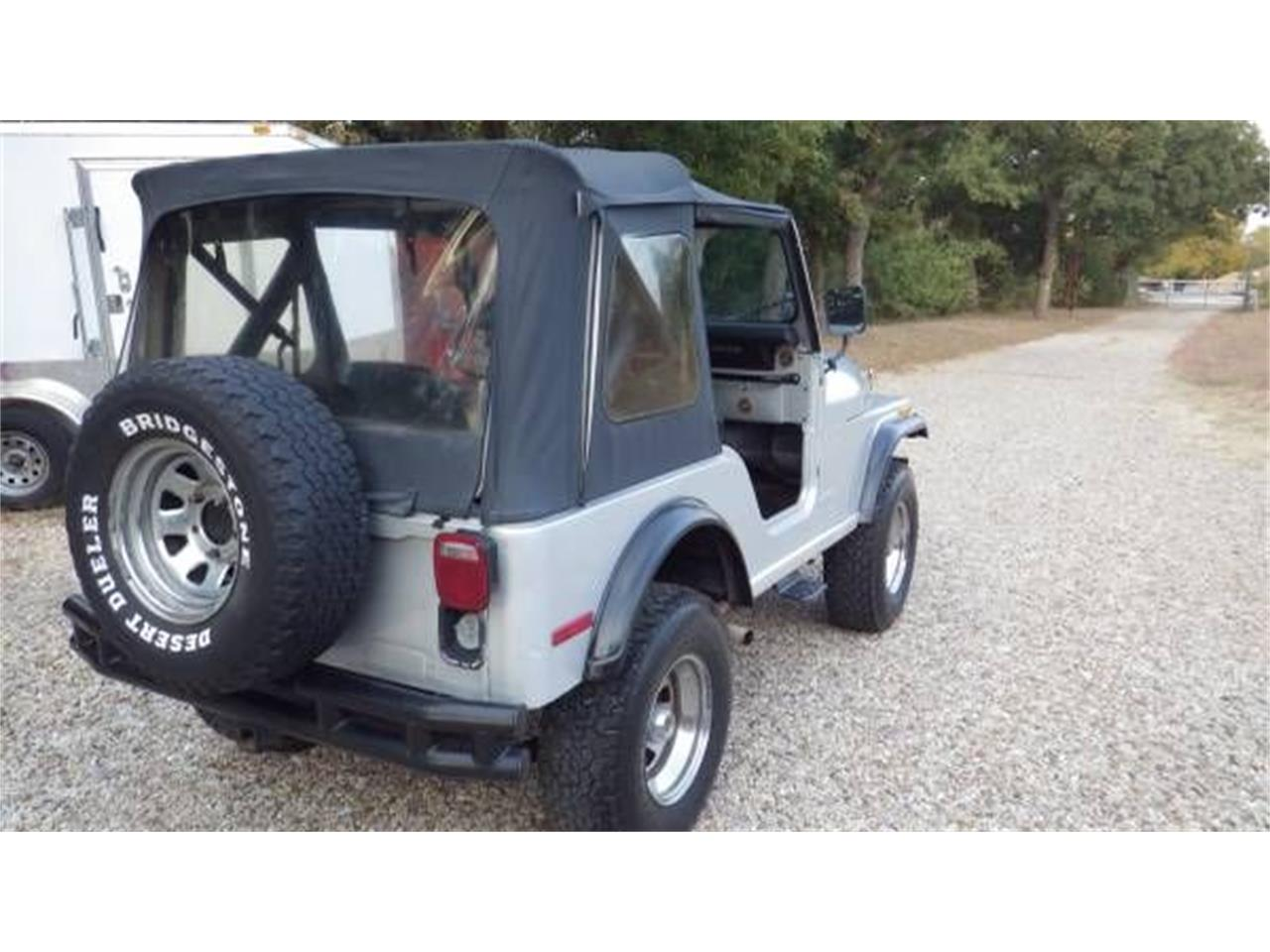 Large Picture of '79 CJ5 located in Michigan - $21,795.00 Offered by Classic Car Deals - OX3V