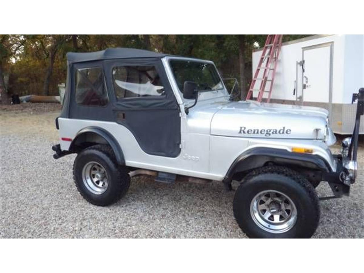 Large Picture of '79 Jeep CJ5 located in Cadillac Michigan - OX3V