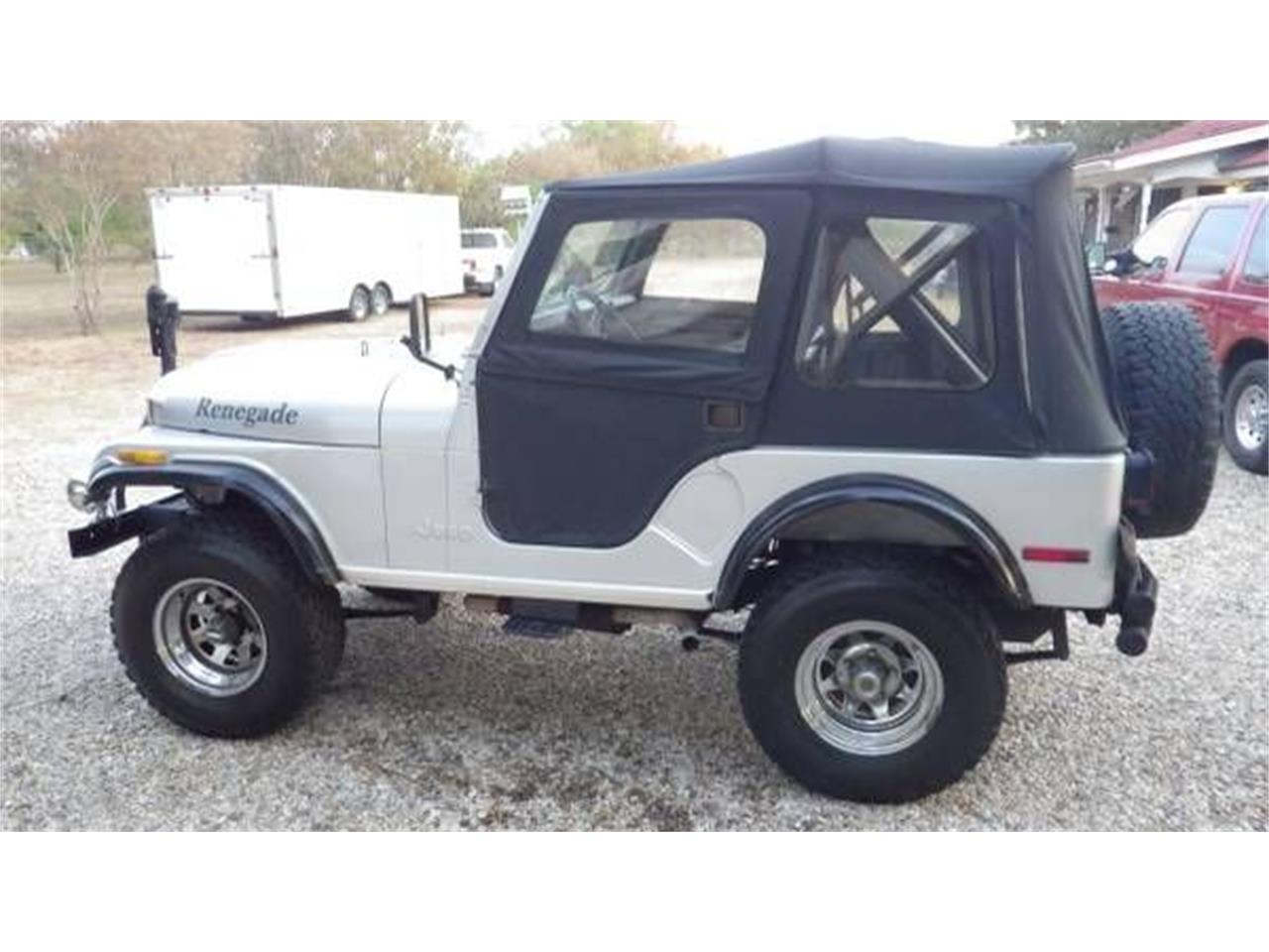 Large Picture of 1979 Jeep CJ5 - $21,795.00 - OX3V