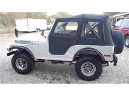 Picture of '79 Jeep CJ5 located in Michigan Offered by Classic Car Deals - OX3V