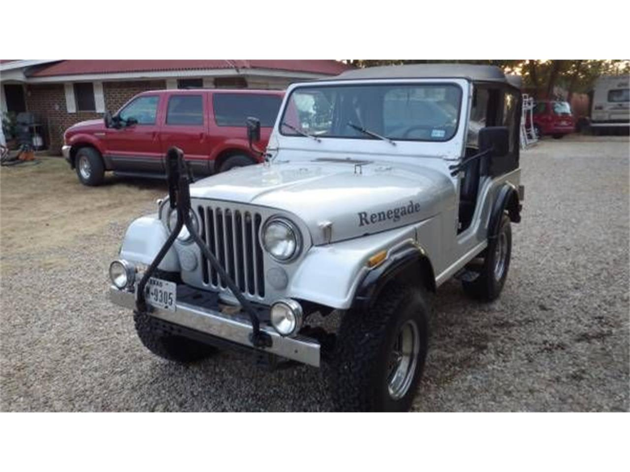 Large Picture of 1979 CJ5 - OX3V