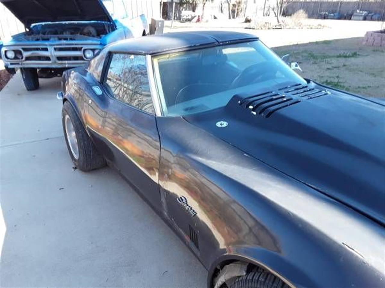 For Sale: 1972 Chevrolet Camaro in Cadillac, Michigan
