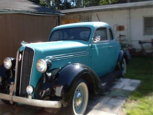 Picture of 1936 Plymouth Coupe located in Michigan - OX4G