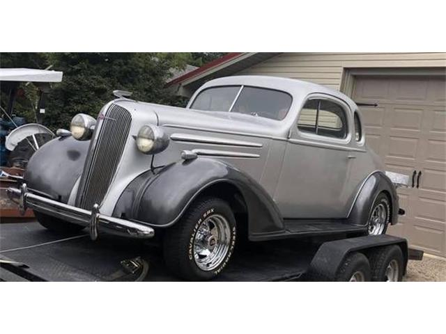 Picture of '36 Coupe - OX4I