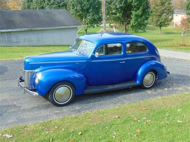 Picture of Classic 1940 Ford Sedan Offered by  - OX4L