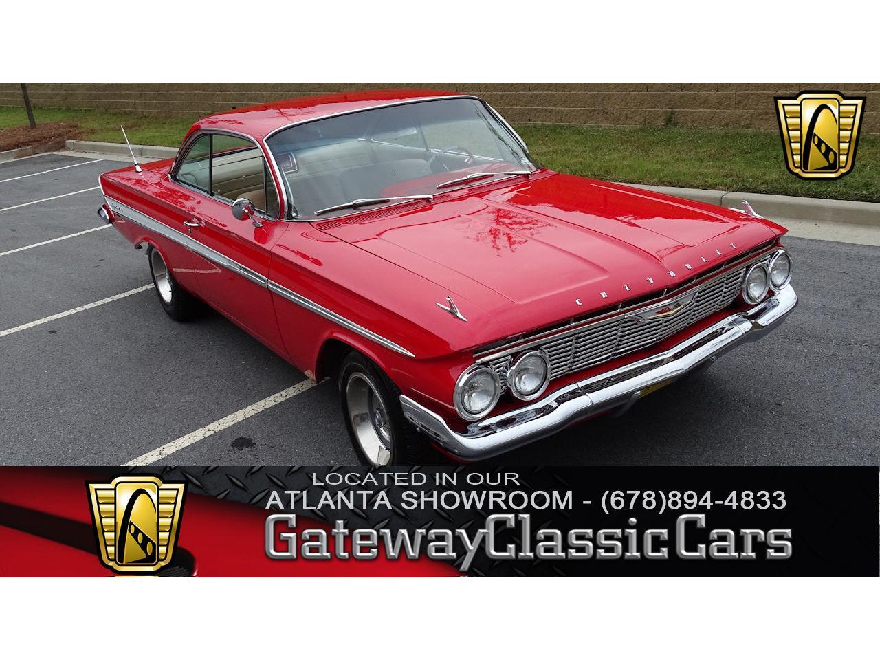 For Sale: 1961 Chevrolet Impala in Alpharetta, Georgia