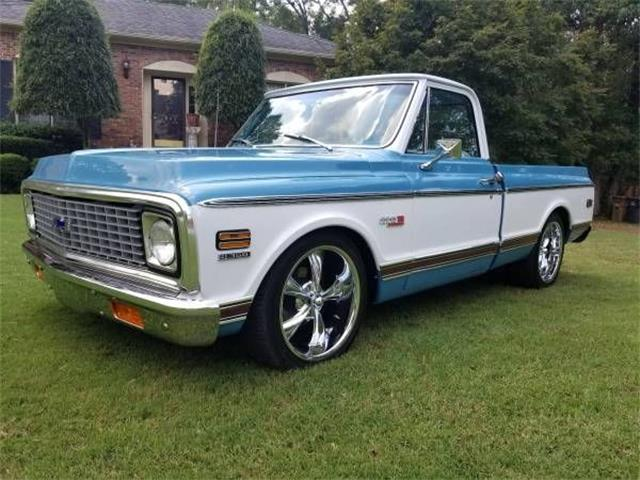 Picture of '71 C10 - OX50