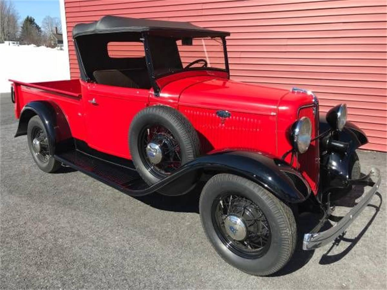 Large Picture of '34 Ford Roadster Offered by Classic Car Deals - OX52