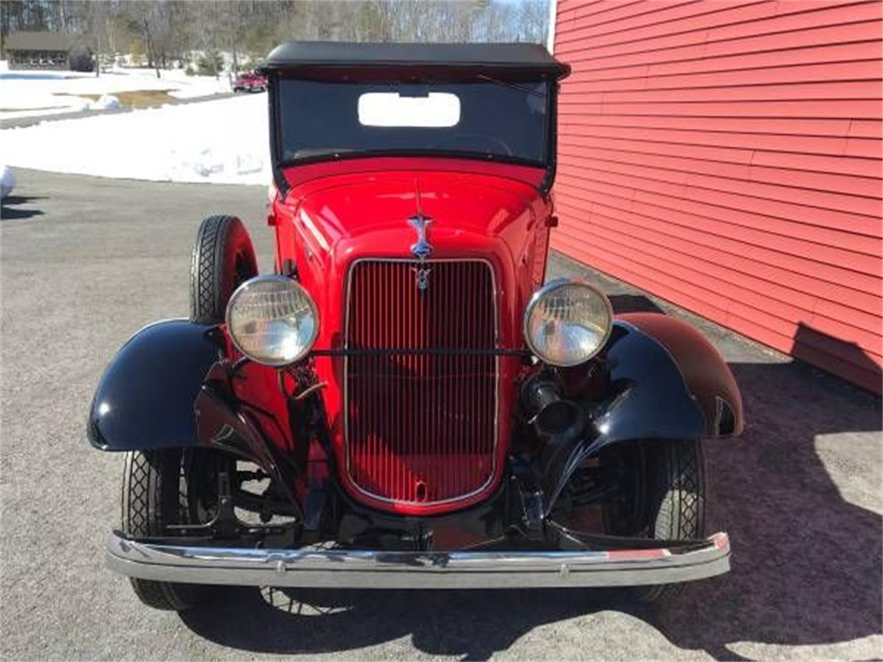 Large Picture of Classic '34 Ford Roadster located in Cadillac Michigan Offered by Classic Car Deals - OX52