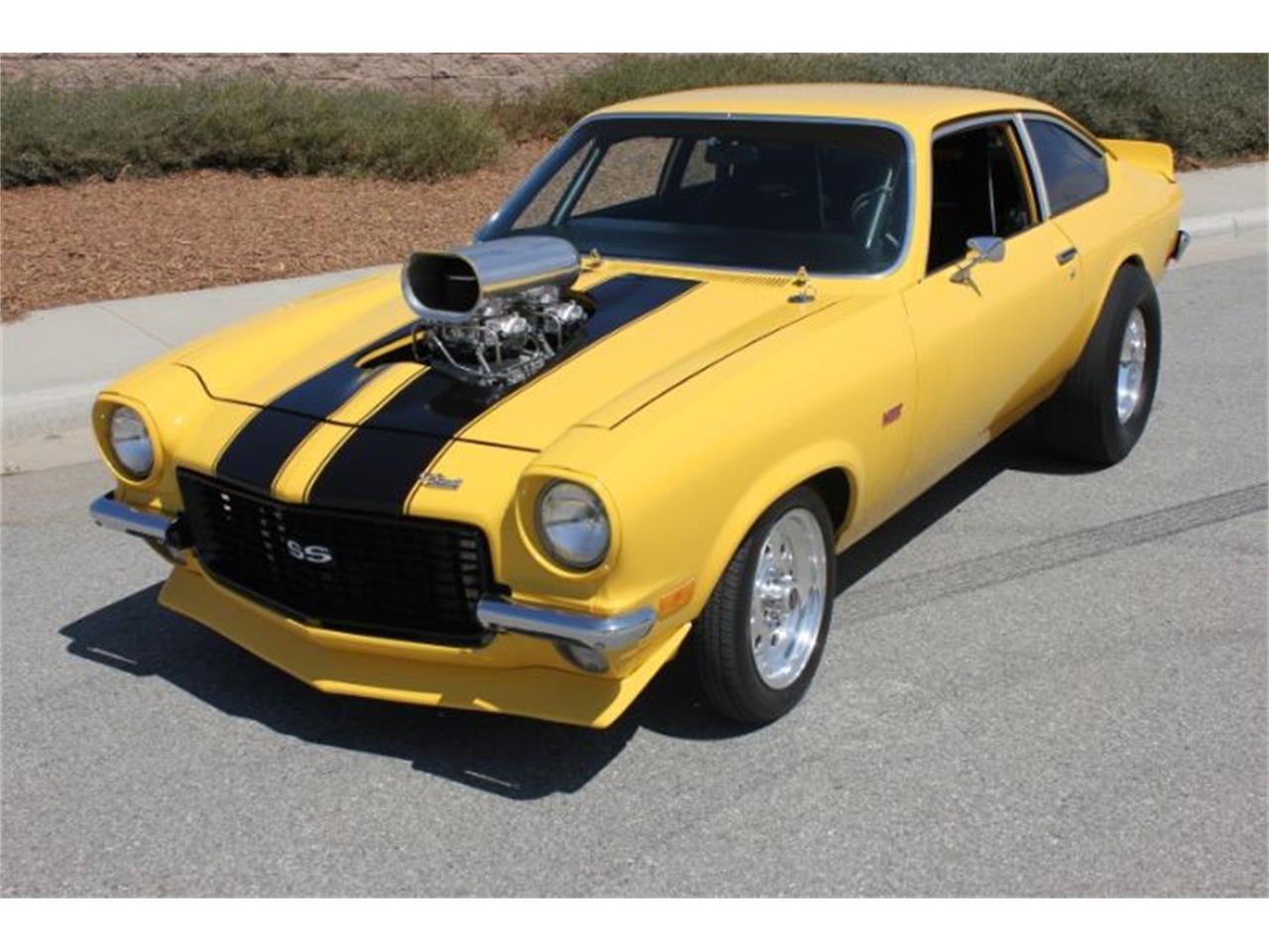 For Sale 1972 Chevrolet Vega In Cadillac Michigan