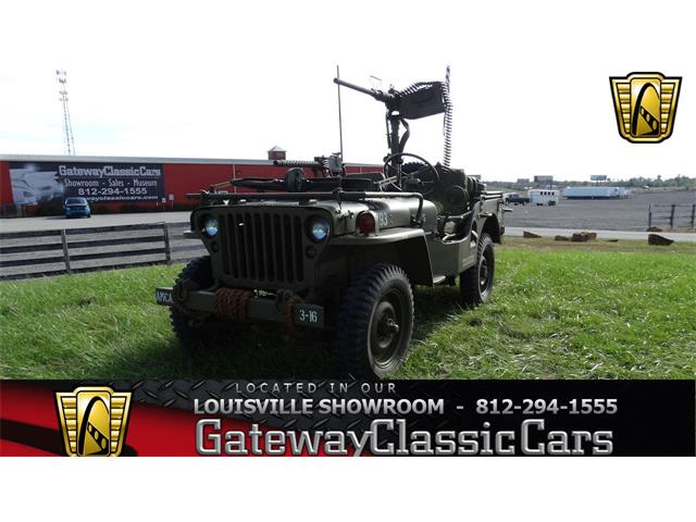 Picture of Classic 1947 Jeep - OX5G