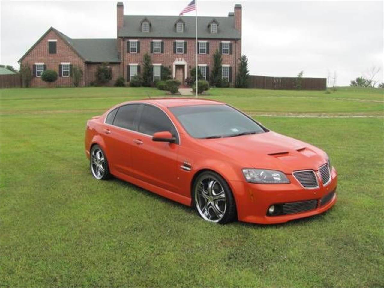 2008 pontiac g8 for sale | classiccars | cc-1162715