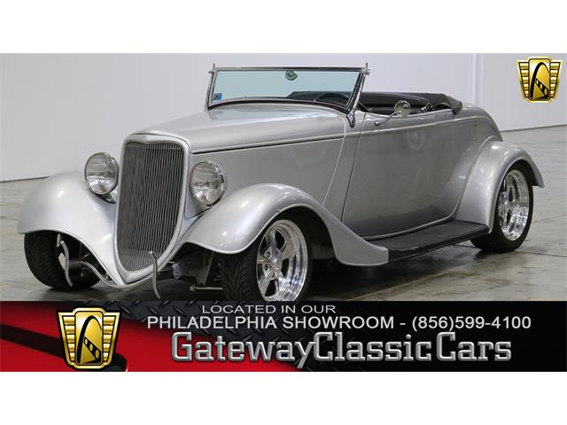 Picture of Classic 1933 Ford Roadster located in New Jersey Offered by  - OX6M