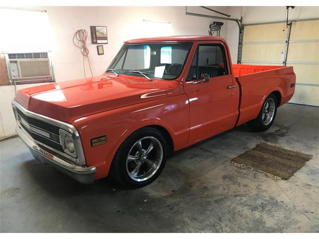 Picture of '70 C10 - OX6R