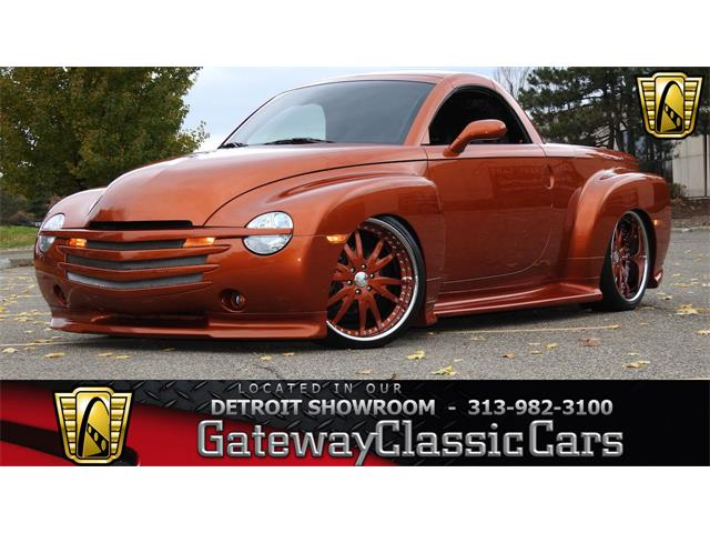 Picture of 2003 Chevrolet SSR located in Dearborn Michigan - $120,000.00 Offered by  - OX7A