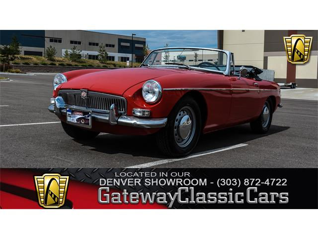 Picture of '64 MGB - OX7Q