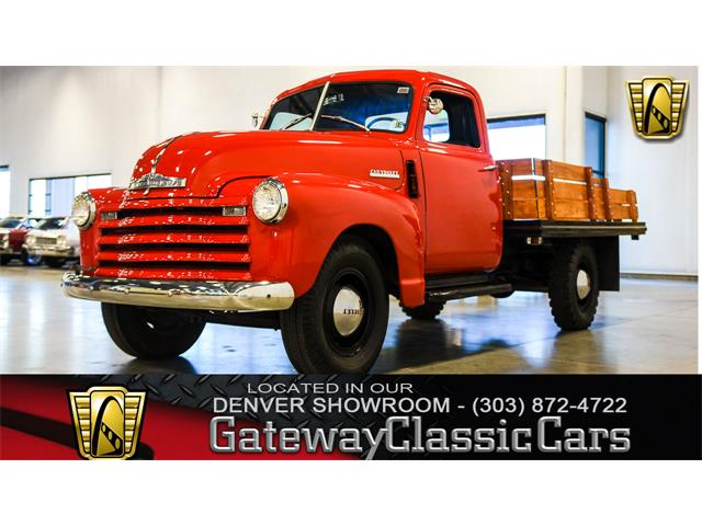 Picture of '47 Chevrolet 3600 located in Illinois - $24,995.00 - OX8M