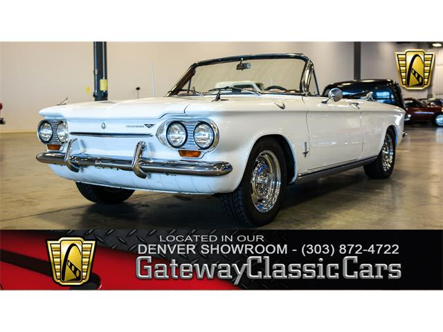 Picture of '63 Corvair - OX8T