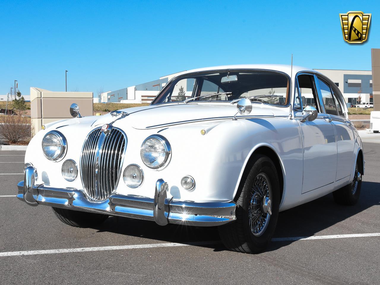 1963 Jaguar Mark II for Sale | ClassicCars.com | CC-1162833