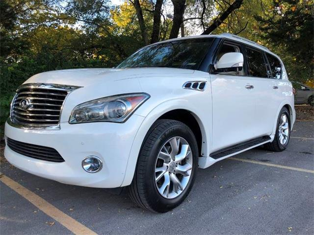 Picture of '11 QX56 - OX99