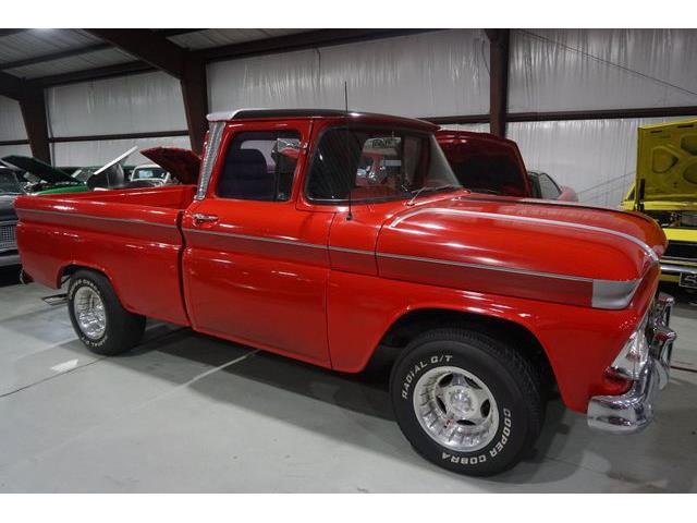 1963 Chevrolet Pickup