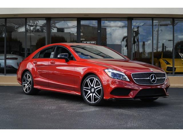 Picture of 2016 Mercedes-Benz CLS-Class - $53,900.00 Offered by  - OXAC