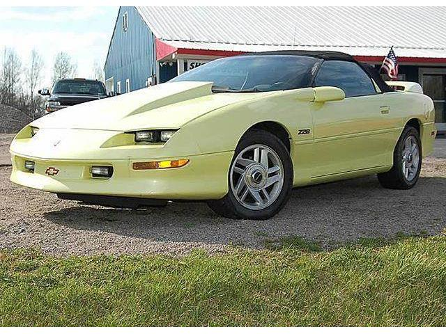 Picture of 1995 Chevrolet Camaro - $7,995.00 Offered by  - OXAF